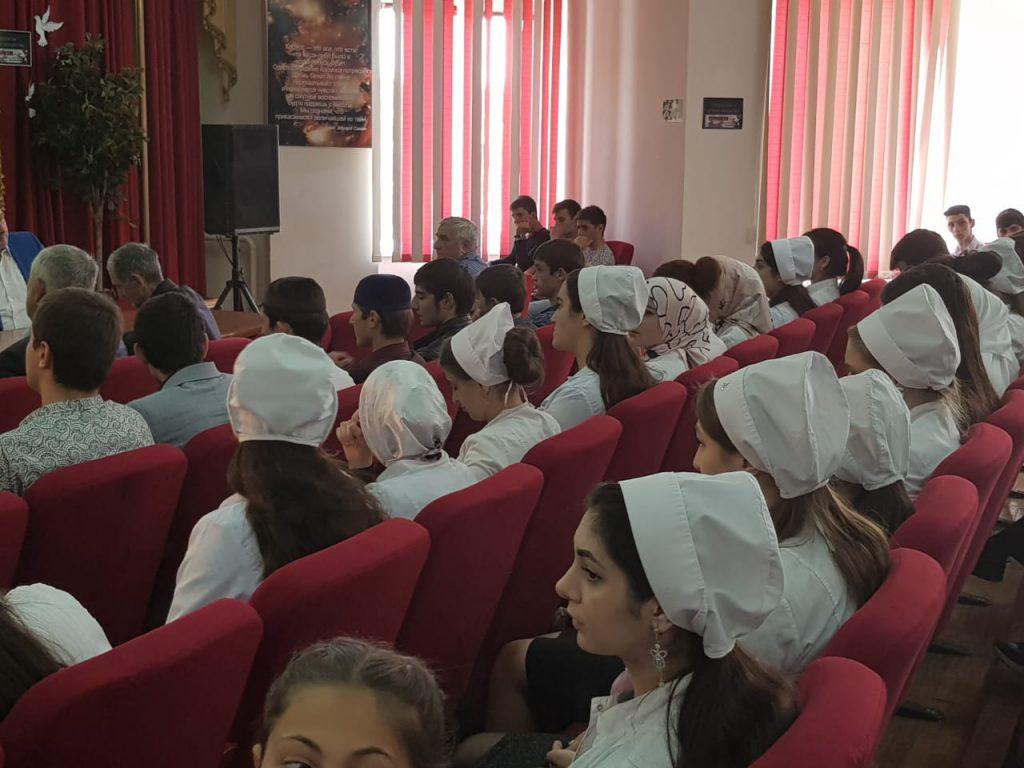 стал фото ингушского политехнического колледжа часть всех модификаций