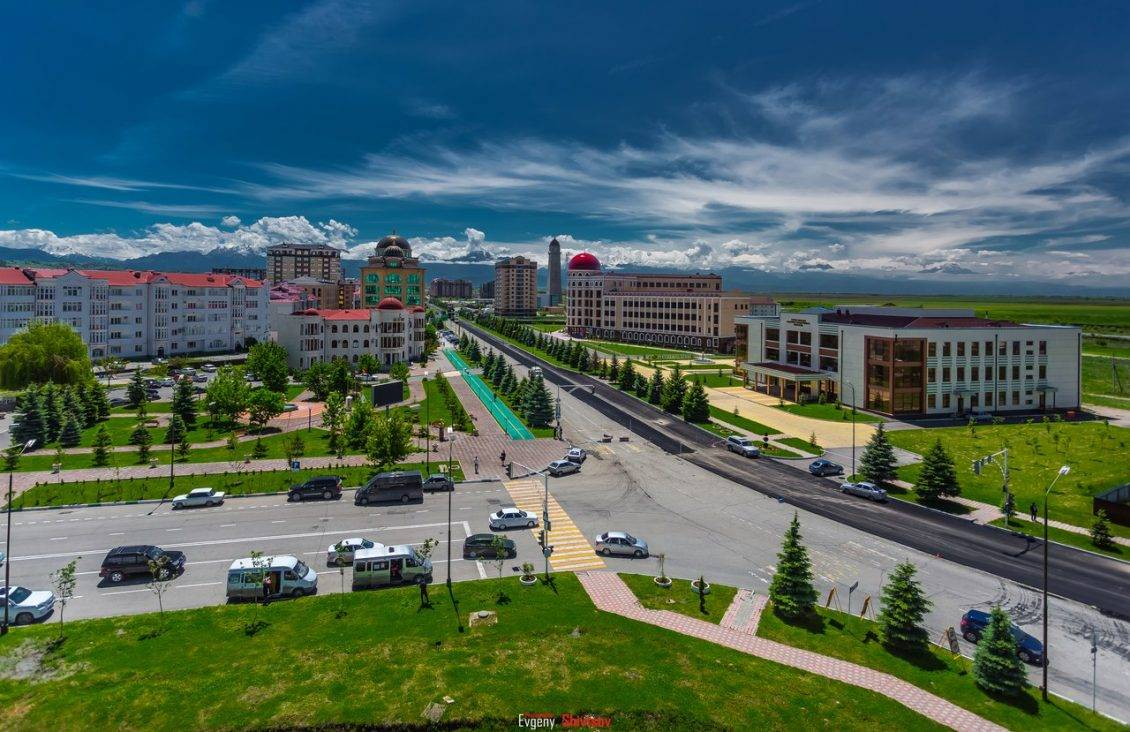 ИНГУШЕТИЯ. Мэр Назрани и представители городской мэрии примут участие в форуме «Национальные проекты»